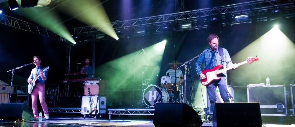 Oakwell Music Festival 2015